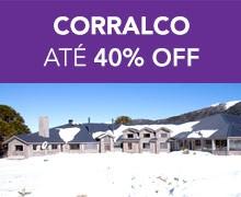 CORRALCO – até 40% OFF