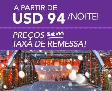 PARK CITY A partir de USD 94/noite