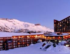 Valle Nevado – CHI