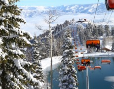 Canyons Ski Resort – EUA