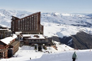 Valle Nevado inaugura a primeira gôndola do Chile