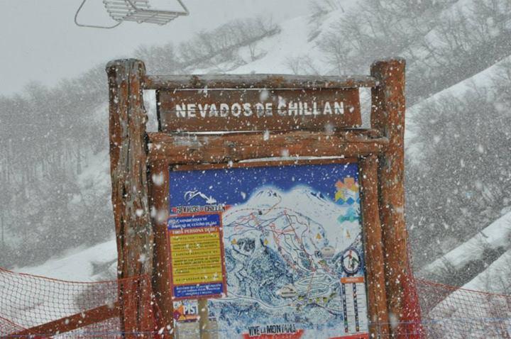 Termas de Chillán está em baixa temporada, aproveite!