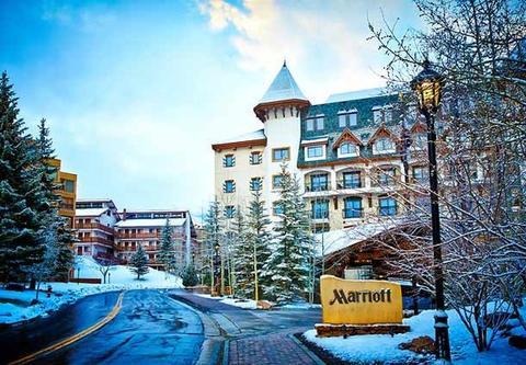 vail marriot mountain resort