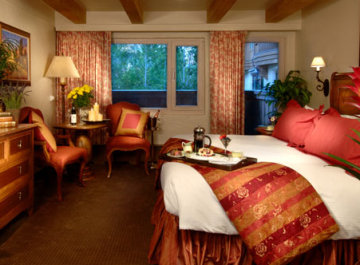 Hotel Room - Lodge at Vail