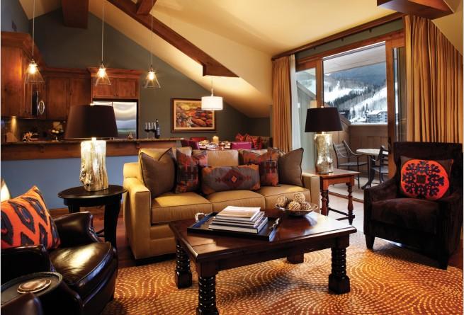 3 Bedroom Suite - The Sebastian Vail