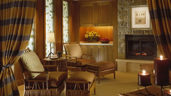 Lounge no Four Seasons Resort & Spa