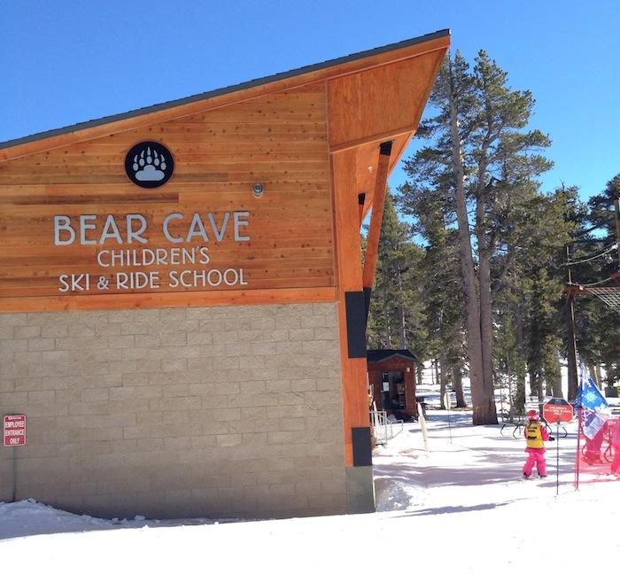 Bear Cave - Escola de Ski e Snowboard para crianças