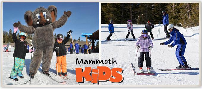 6 Motivos que fazem de Mammoth o destino perfeito para a família – Snowonline.com