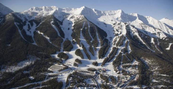Fernie Alpine Resort (Canadá)