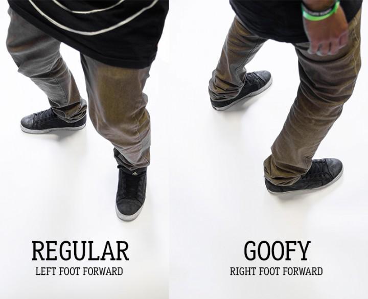 Você é Goofy ou Regular?