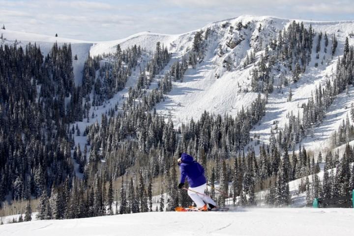 Deer Valley - estação exclusiva para a prática do Ski.