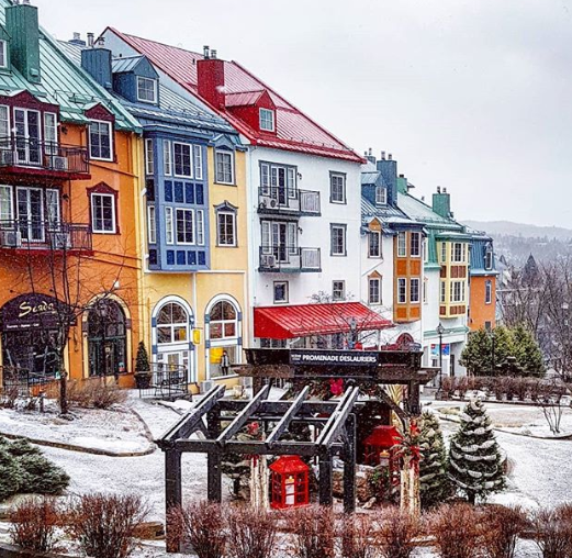 mt tremblant